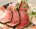 烤牛肉片180克(神戶牛肉)