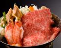 G.Yamagata Beef Sukiyaki 〔Yamagata Beef Special Lunch 〕