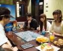 【ボードゲーム貸出無料】<月~金(祝日を除く)>《5時間ボドゲパック》5時間ソフトドリンク飲み放題+料理5品+選べるハニトー!