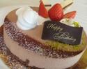 【Option】Complimentary Anniversary cake