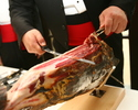 <Option> For 2-3 guests Jamon Cortador( Iberian ham cutting service)