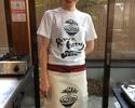 拉麵體驗(可任選兩個紀念品,圍裙、t-shirt或拉麵碗)