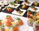 【加賀野菜を使ったオリジナルコース】新年会プラン Platinum<プラチナ>