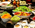 <Weekday> Lunch Buffet with All-you-can-drink Beer & Wine