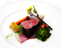 【DAZZLING Special Course】 Dazzle's special dinner with pairing wine(6 glasses)