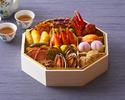 【通常予約】一段重 中華のおせち