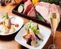 【Christmas Dinner 2020】Authentic Japanese Teppanyaki Dinner Course for Christmas JPY 34,000