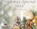 Early Reservation Special☆Christmas Special Full Course Meal Dinner with All You Can Drink for 2 hours