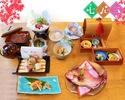 7,000 yen course (limited to Shichigosan 3) With sea bream