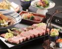初夏の日本海の幸とお肉を楽しむよくばりオールコミコミコース100分飲み放題付き7000円