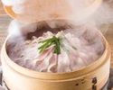 【2H All you can drink 】Awamori Steamed Agu pork with Okinawa Salad buffet【10ppl~】