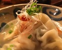 Dim Sum ands Shimaku-ru Pork steaming course【10ppl~】