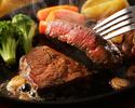 【かぶりつき骨付きチキン&藁焼きアンガス牛】ワイルドBBQ&かぶりつき藁焼骨付きチキンコース