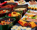 International Dinner Buffet Infant(3-5)
