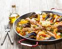 【夏の肉フェア/肉バルコース】 飲み放題付き 伝統的なスペイン料理が楽しめるディナーコース!パエリア付き! 全7皿5000円!