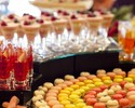 [11/1 ~ 12/17 Weekday lunch only] Special pastry chef! Christmas dessert buffet