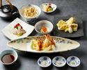 """【Dinner - Online Special Deal】 """"Tempura Set"""" Dinner with One Complimentary Drink"""
