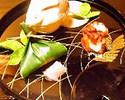 【一日3組様限定】格別の味わい お昼のミニコース『東山点心』 7,000円(税抜)
