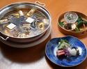 『すっぽん大鍋コース』 22,000円(税込)