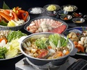 【Holiday Dinner】Shabu Shabu & Hot Pot Buffet