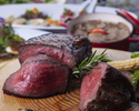 肉好き必見♪【2H飲み放題付】《削りたて厳選生ハム》《熟成サーロイン&牛タン&ローストポーク》《デザートビュッフェ》食べ放題スペシャルプラン