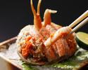 ずわい蟹を多彩な食べ方で お召し上がりいただくプラン
