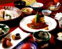 日本料理コース 彩