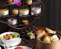 [Lunch No 1] Dim sum lunch with cantonese style dessert ¥ 2500 【11:30 ~, 13:15 ~ 2 part system】