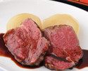 """A5 ranked finest Japanese """"Wagyu"""" course"""