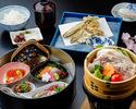 Japanese cuisine 4500 yen lunch