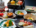 Japanese cuisine 12000 yen Lunch / dinner