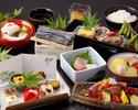 【個室】8月のおすすめ会席料理「 葉月会席 」 6,600円(税サ込)