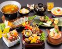 【個室】10月のおすすめ会席料理「 神無月会席 」 6,600円(税サ込)