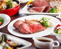 ●【Limited Number of Seat Offer】Weekdays Lunch Buffet w/ 1 Soft Drink 13:45- 3,500 yen