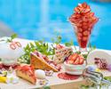【ランチ】苺デザート3種盛り