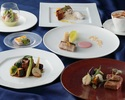 9500 yen dinner course