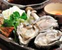 【御予約限定】牡蠣のすき焼きコース