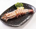 シータイガー(海老)の塩焼き