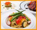 【ランチ・乾杯スパークリング付き】前菜やパスタ2種類、メインディッシュ、ドルチェなど全6品のコース