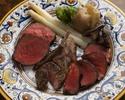 グリリャータミスタ(本日のおすすめ肉3種盛り合わせ)