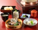 【一日2組様限定】お昼のミニコース『東山点心』 6,600円(税込)
