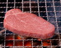 松阪牛(1%の奇跡)シャトーブリアン炭火あみ焼コース