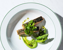 【オンライン予約限定特典】平日ランチ Gourmand(4品のコース)+ ウェルカムドリンク