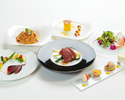 【GW期間特別コース】山形県産米沢牛のステーキコース (最大6時間飲み放題付)