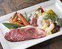 土日祝【オープンテラスBBQ】国産牛リブロース肉などをご堪能!      120分フリードリンク付き
