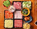 ★★★牛・豚・鶏 食べ放題 アジアンBBQコース★★★