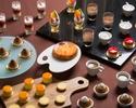 【カラオケルーム テーブル席】 7月「チーズスイーツブッフェ」