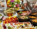 Lunch Buffet【Weekdays】· Adult2,500yen·Elementary school student1,900yen·Infant4years~6years1,000yen