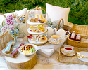 【17:00~18:30】Afternoon tea set