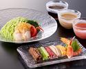 【9月12日まで】仙台雪菜の什景翡翠麺セット